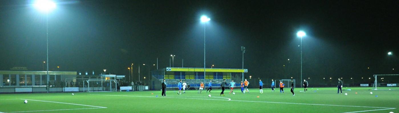 LED verlichting voor sportvelden